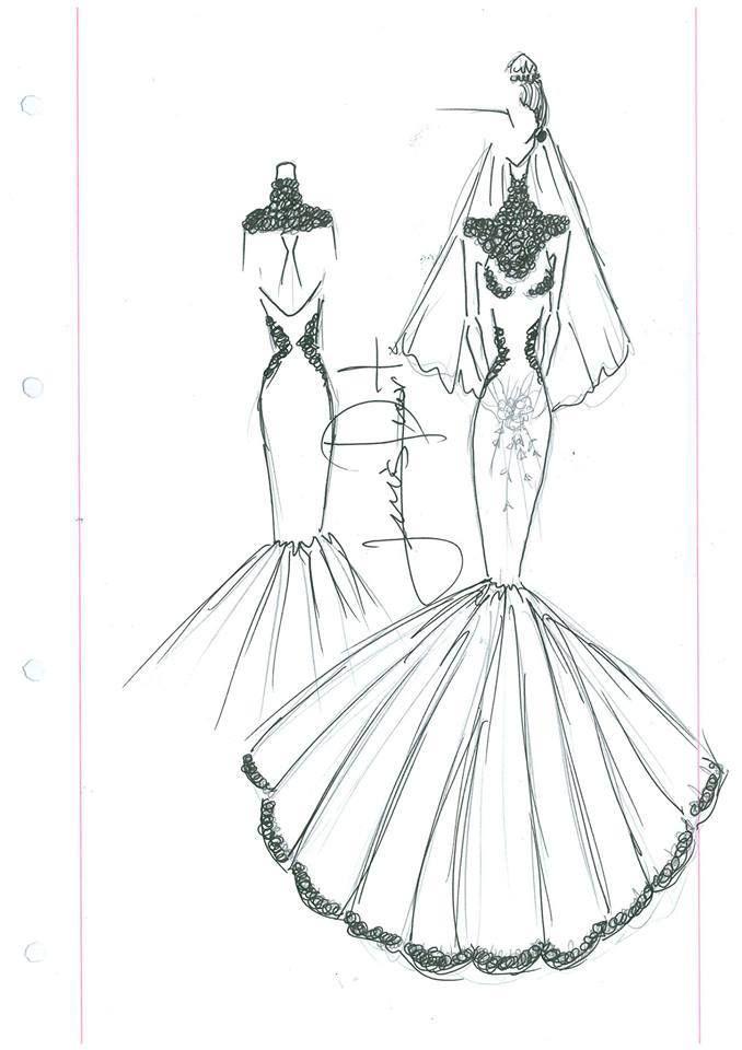 Vestido de noiva <3