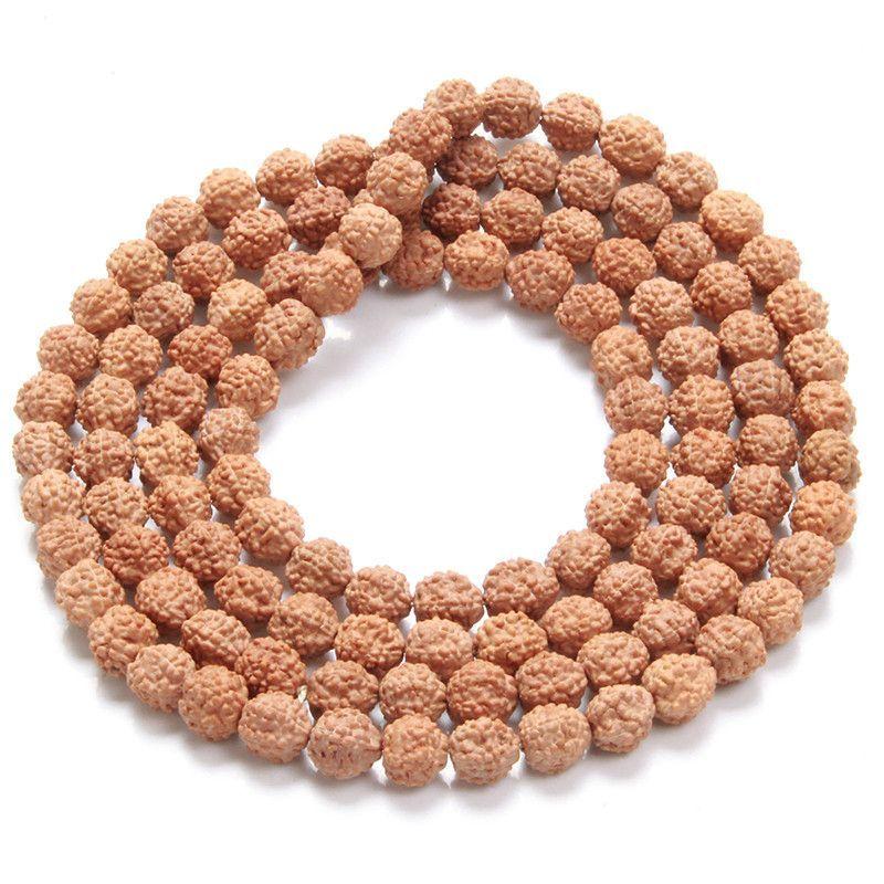 Rudraksha 108 Beads Bracelet