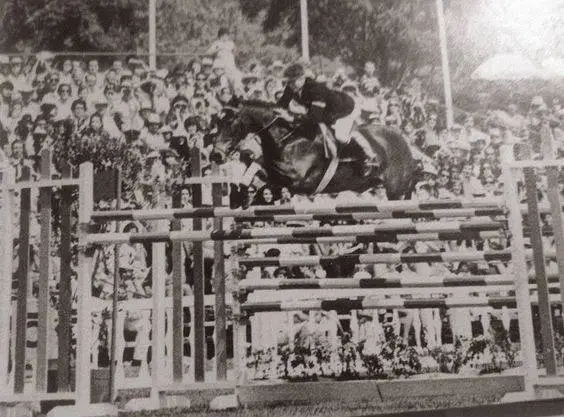 When Olympic jumps were HUGE | EQUINE Ink