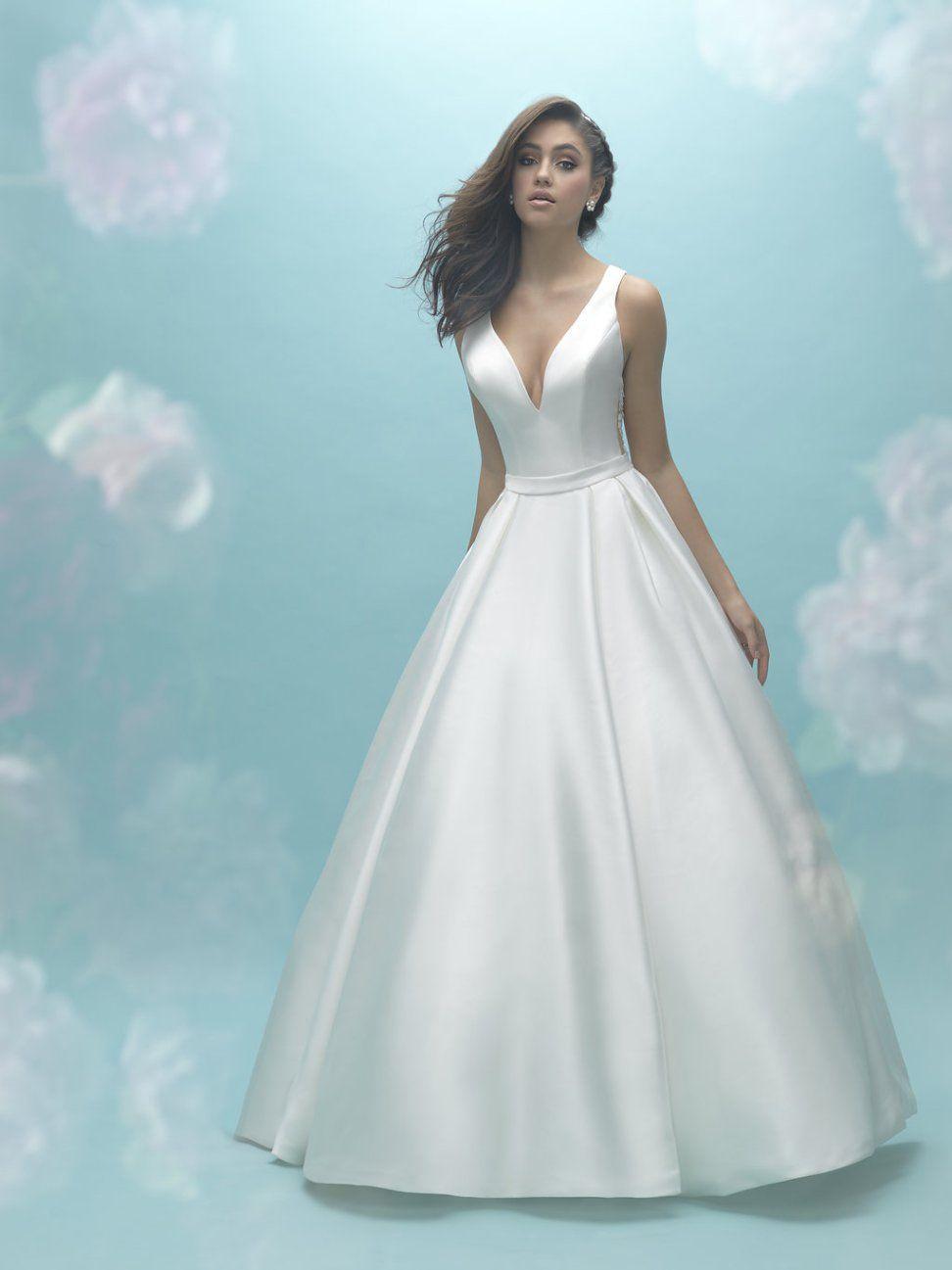 Allure Bridals - 9473 - Momenti   Alta Moda Sposa   Abito da sposa ...