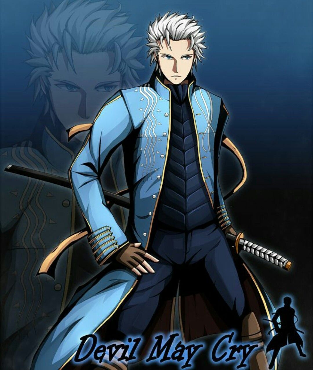Pin on dmc Vergil