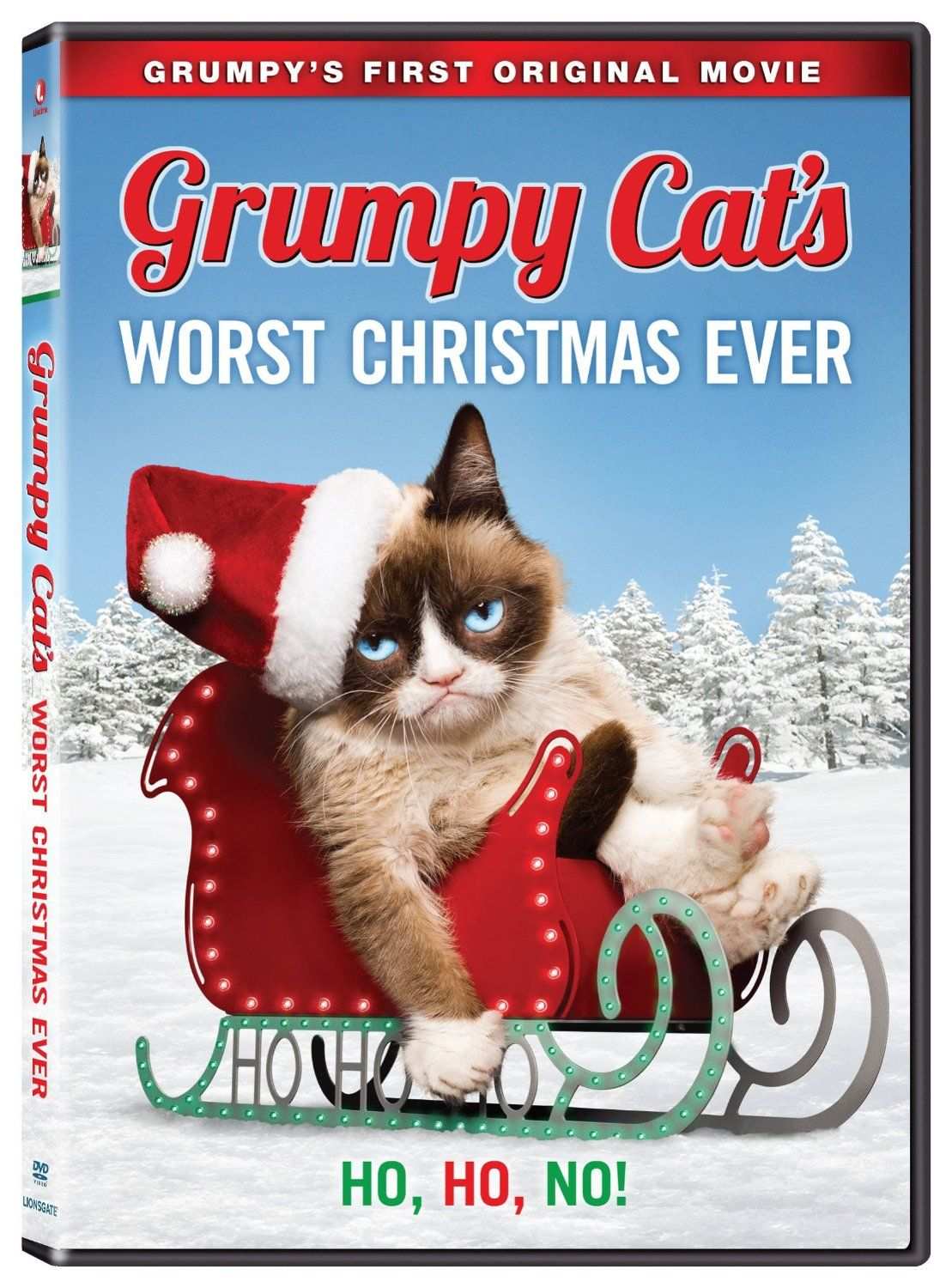I love it! Grumpy cat christmas, Christmas cats, Grumpy