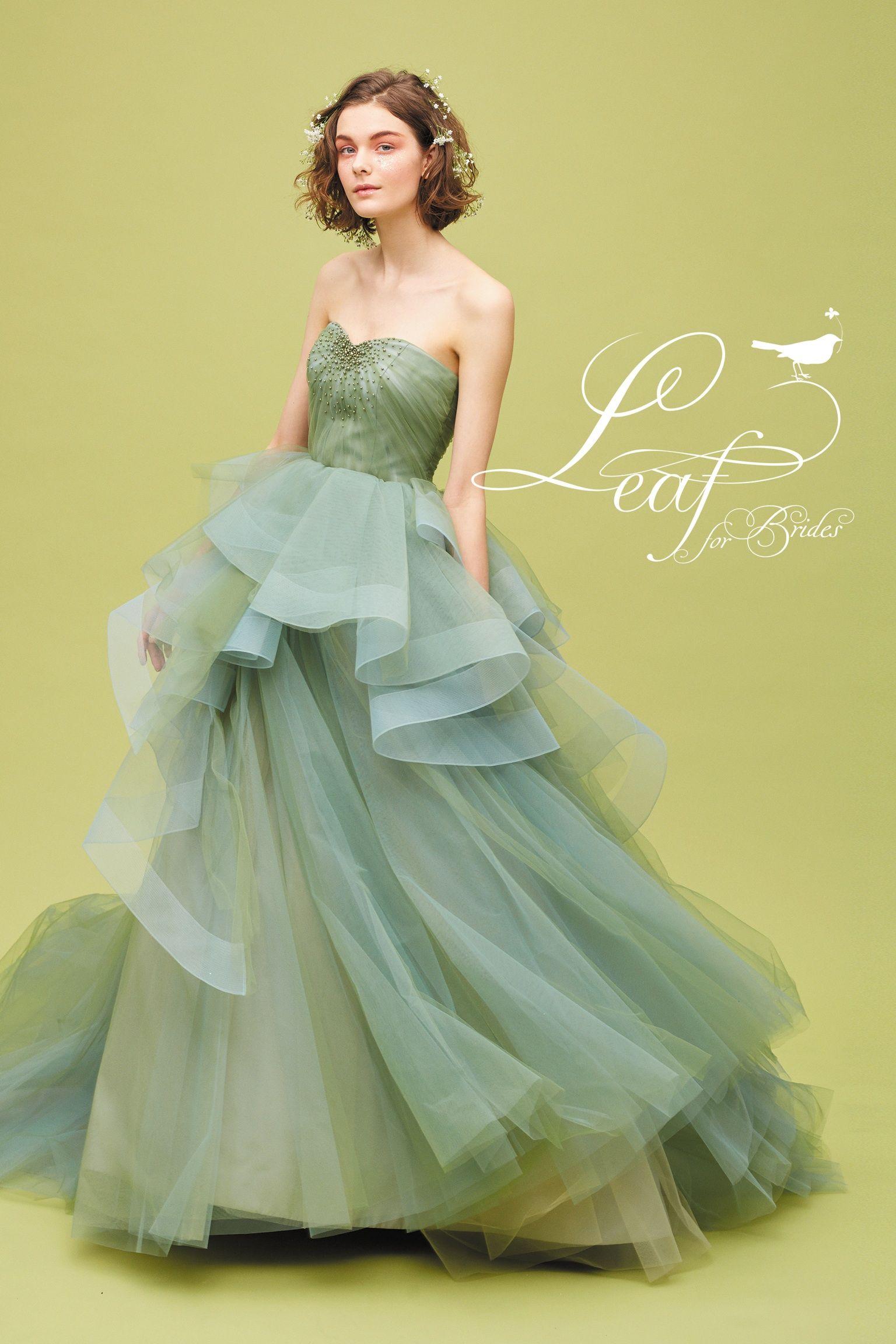 676bd9cf45724 カラードレスのLeaf for Brides|ミツワ(香川・高松・宇多津)