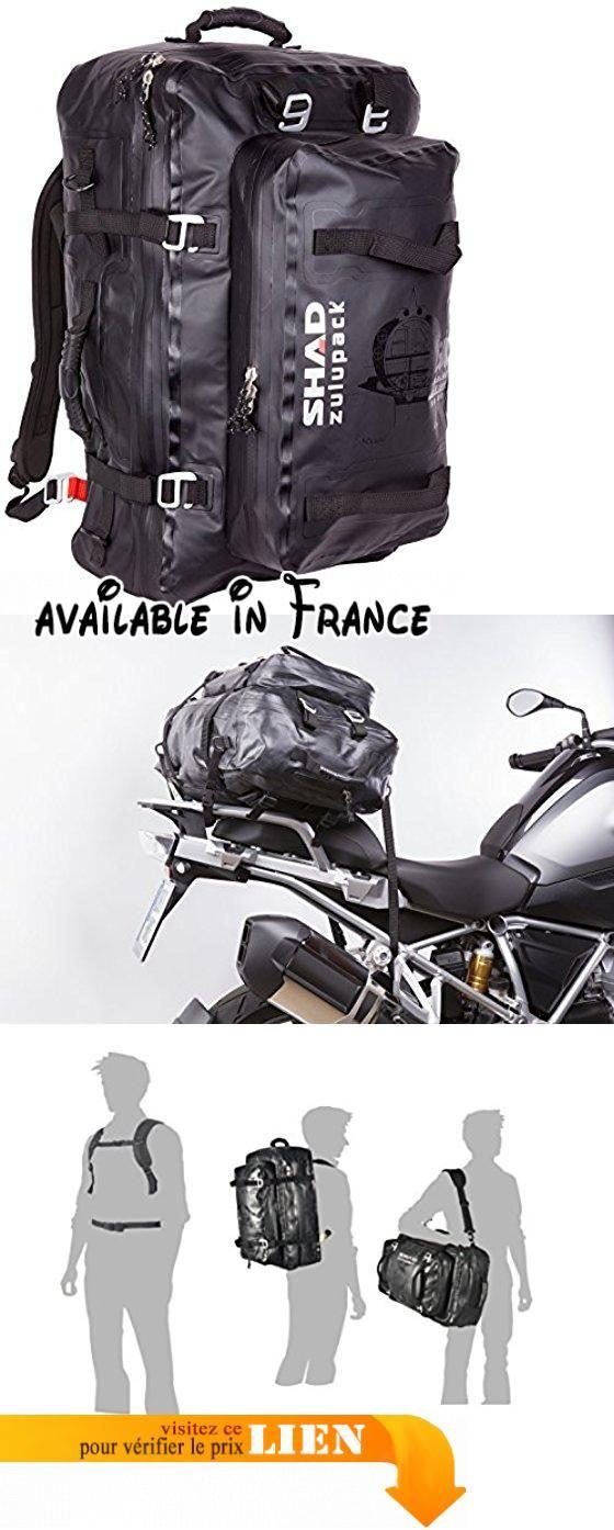 9952fe55ae SHAD W0SB55 WATERPROOF TRAVEL BAG SW55 Noir. produit de haute qualité pour  les motos