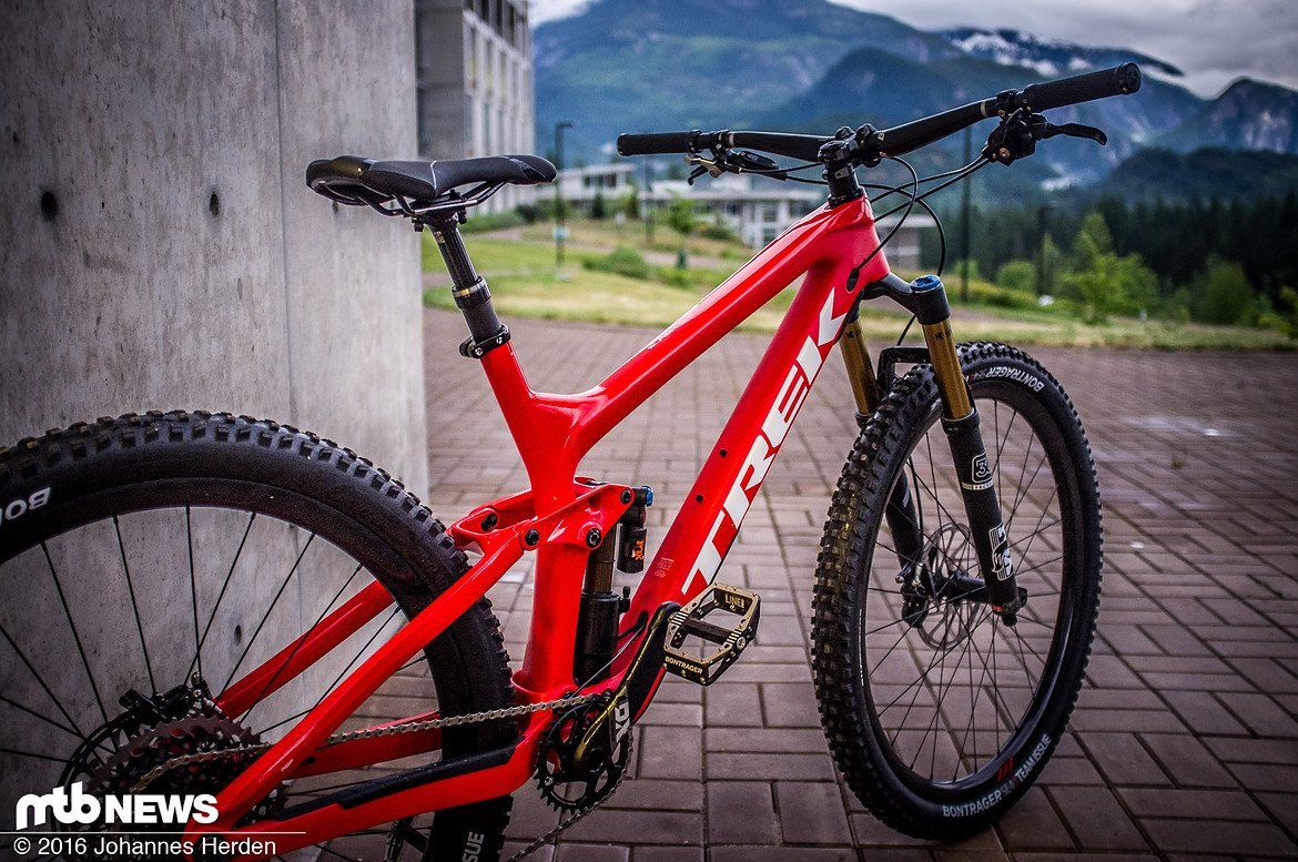 Trek Slash 29 2017-2 | Bikes & Bike Stuff | Pinterest