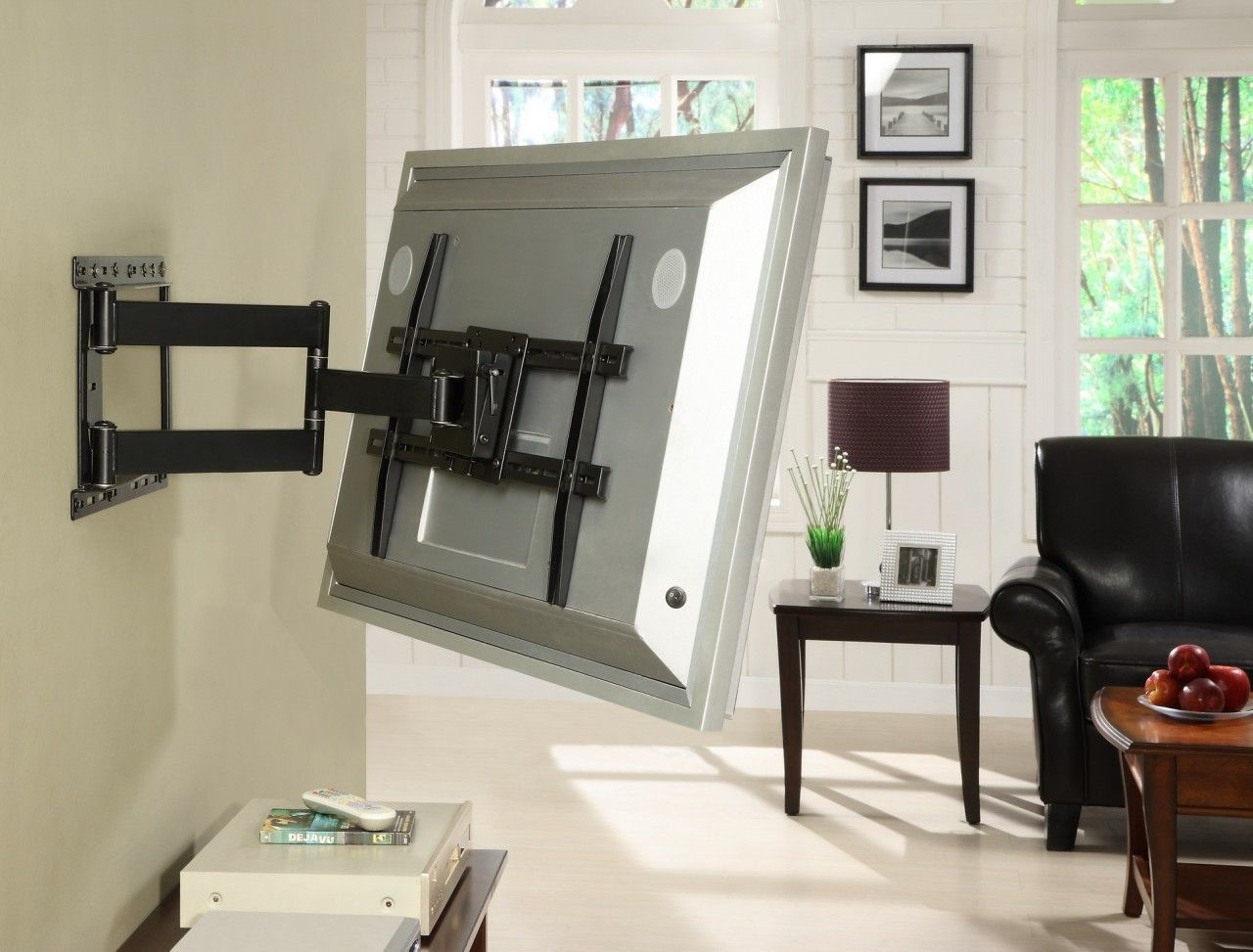 15 Modern TV Wall Mount Ideas for