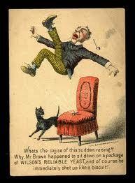 Victorian yeast advertisement