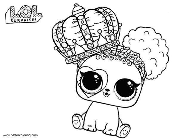 Malvorlagen Lol Pets - Kinder zeichnen und ausmalen