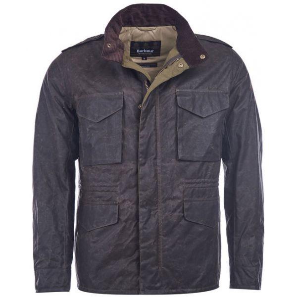 Veste barbour steve McQueen collection Field jacket #barbour #fieldjacket  #stevemcqueen