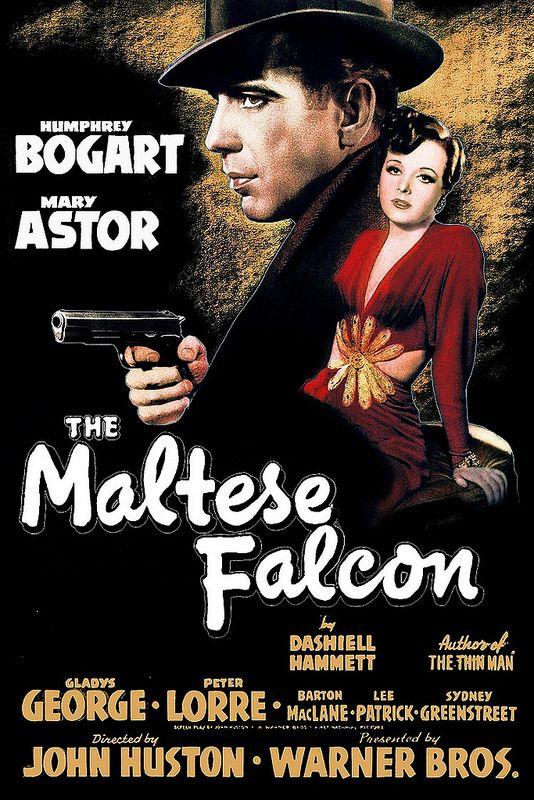 "Watch ""The Maltese Falcon (1941)"" Full Movies HD 1080p"