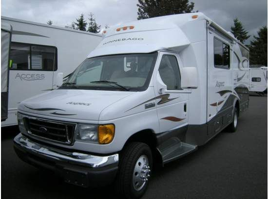 2007 Winnebago Aspect 104986229 Large Photo Rvs For Sale