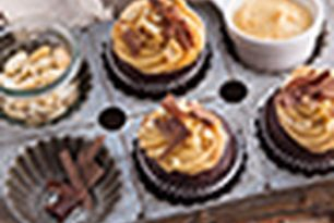 Fünf Cupcakes