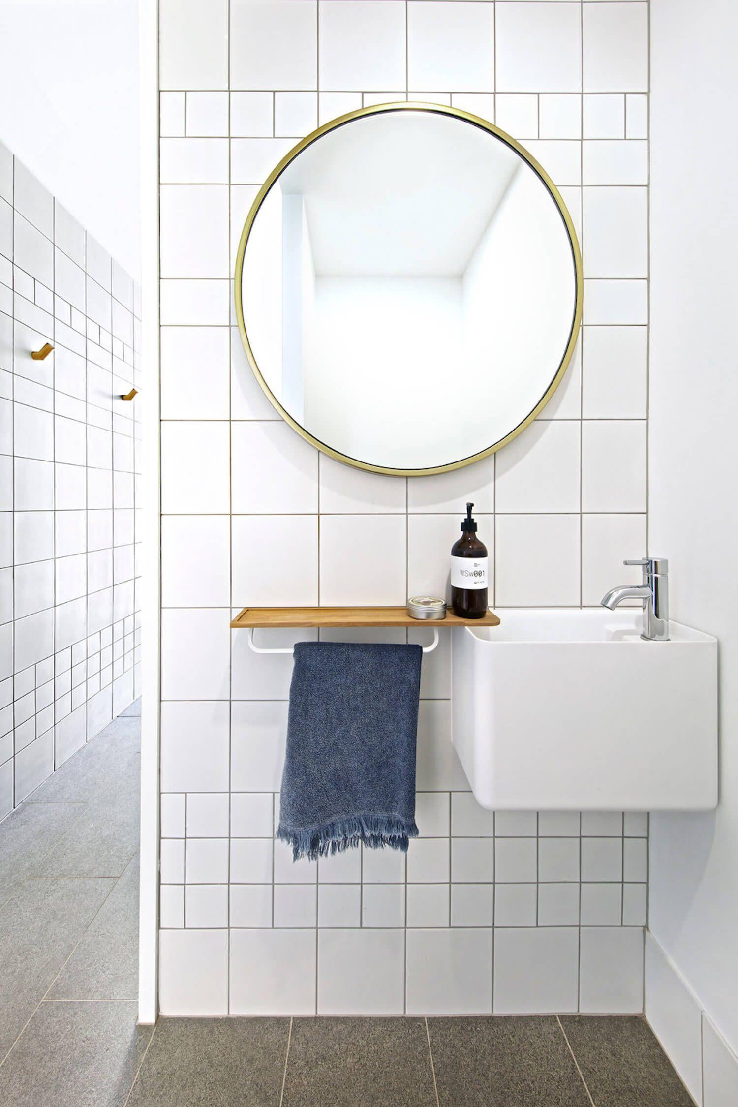 Bathroom   Wilston Home By Wrightson Stewart   est living   bathroom ...