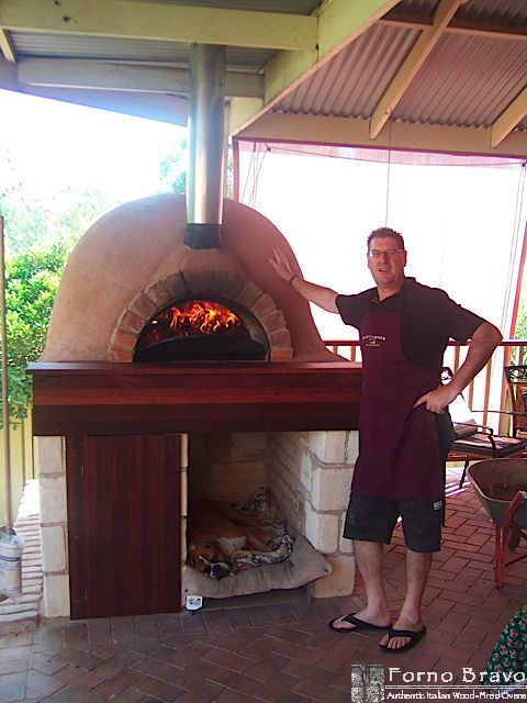 wood surround and wood storage pizza ovens fire pits in 2019 rh pinterest com