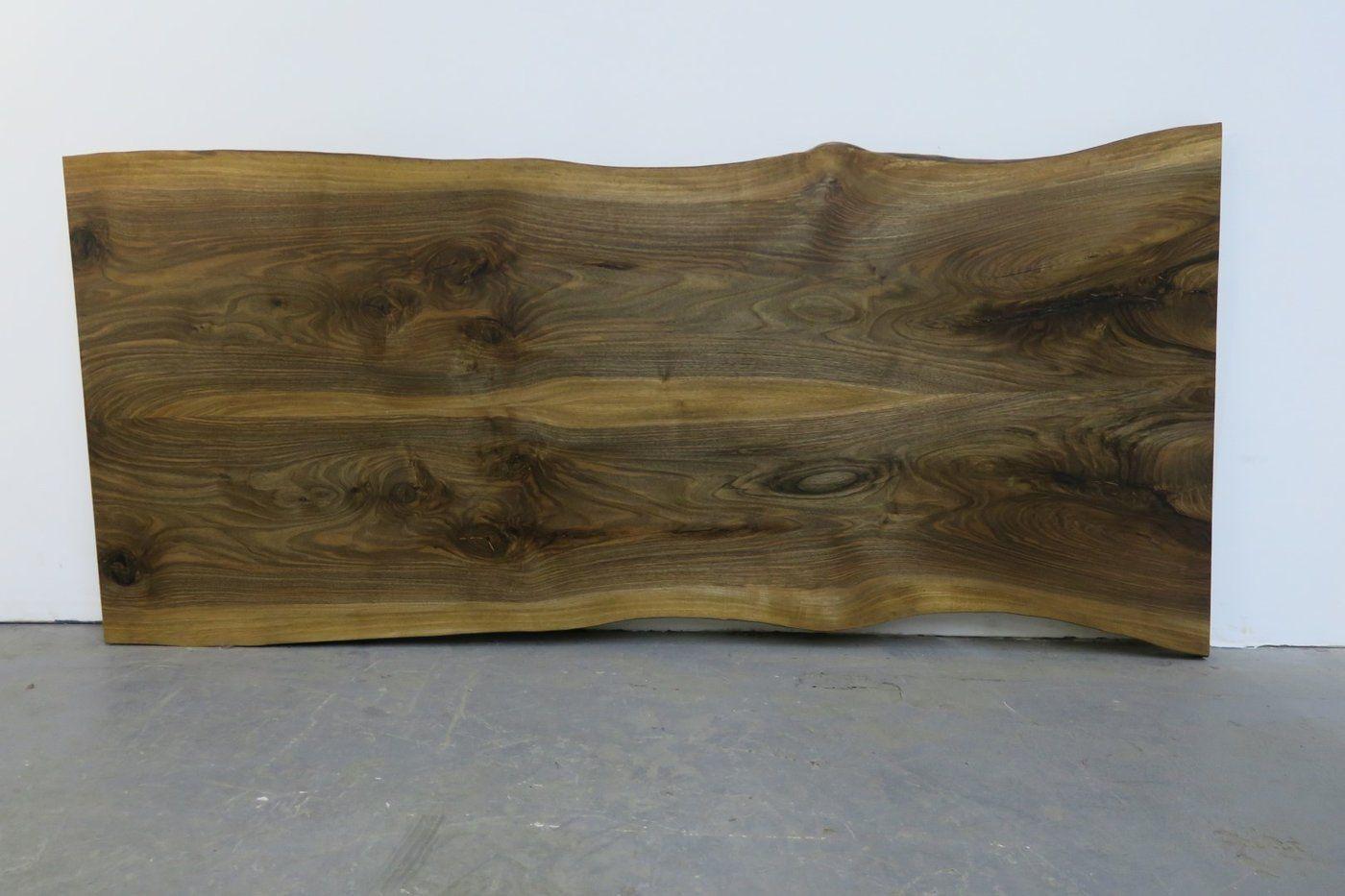 Epoxidharz Kirschholz Tischplatte Fragen zum Finishen (Öl