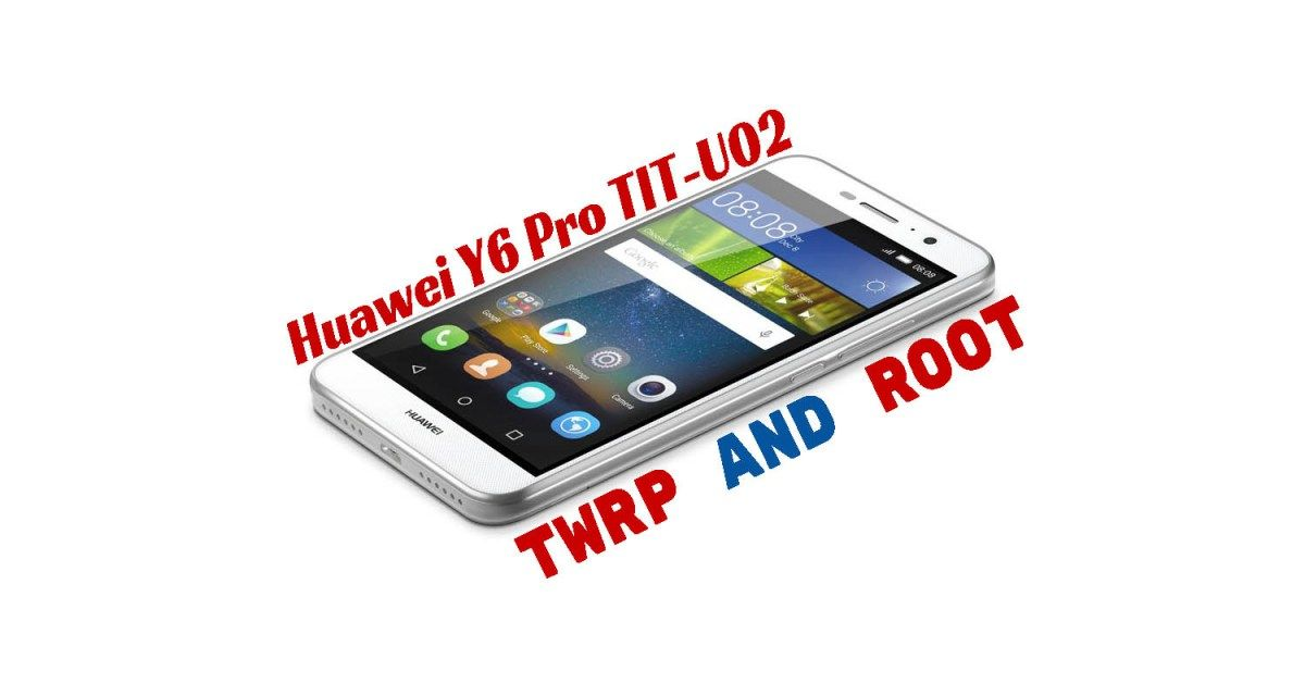 How to Root Huawei Y6 Pro TIT-U02 | Ministry Of Solutions