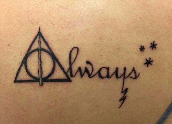 Tattoo Harrypotter Idee Per Tatuaggi Tatuaggi Di Harry Potter Significato Dei Tatuaggi