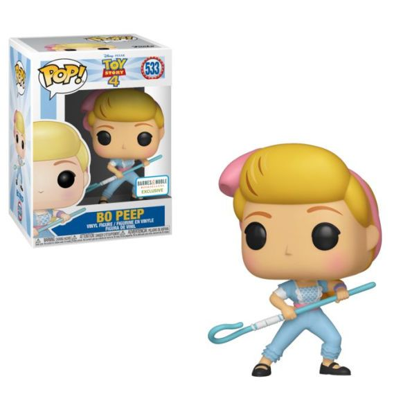 Toy Story 4 Funko Bo Peep Brand New In Box POP Keychain