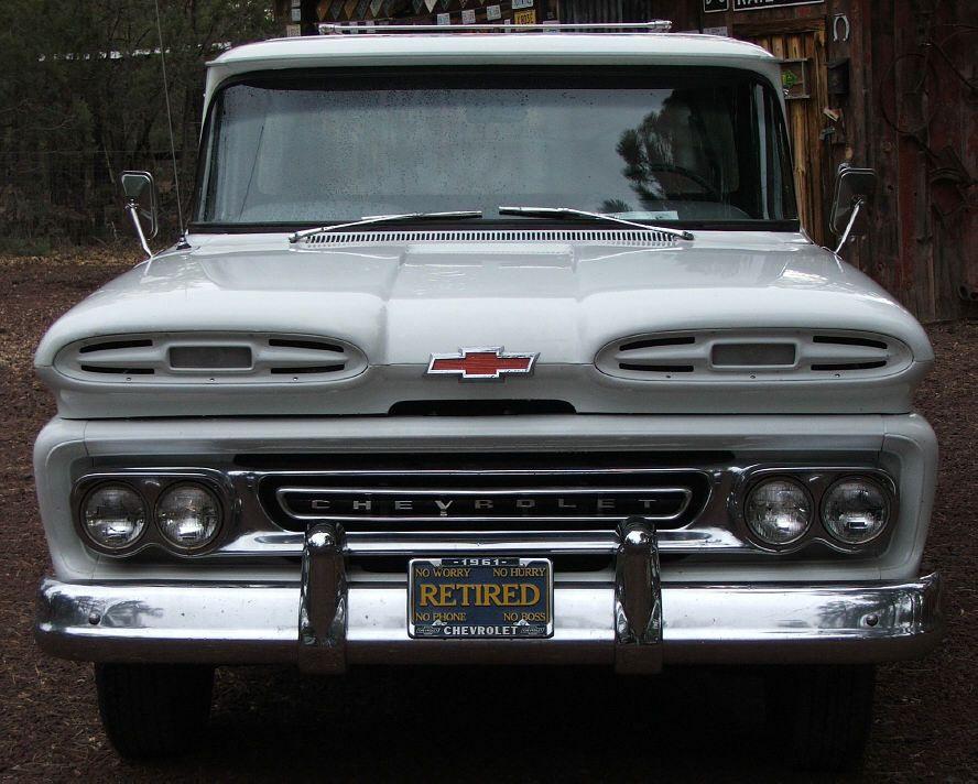 1961 chevy apache 10 short bed pickup trucks pinterest chevy rh pinterest com