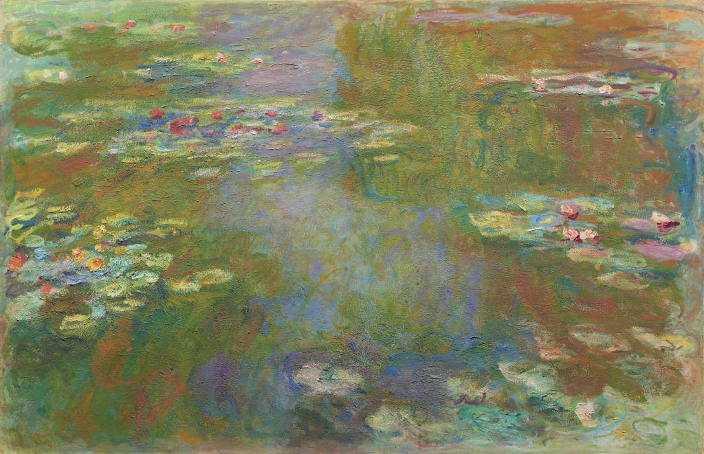 10+ Artnet; MONET ideas | monet, st louis art, lily painting