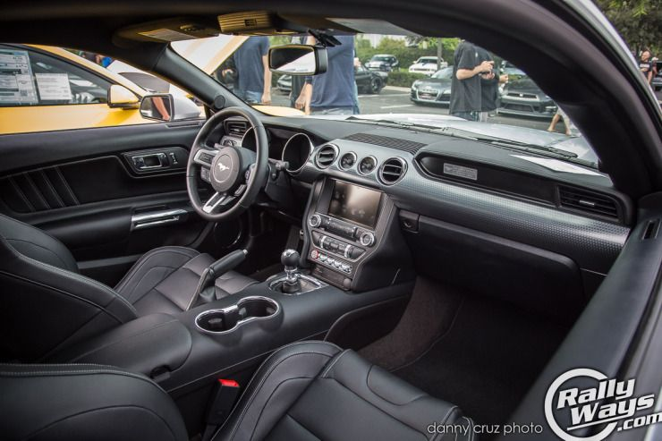 S550 2015 Mustang Pictures In Depth Review 2015 Mustang 2015