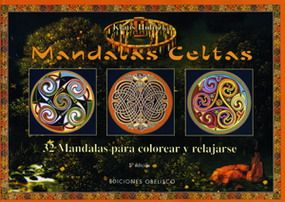 Mandalas Celtas 32 Mandalas Para Colorear