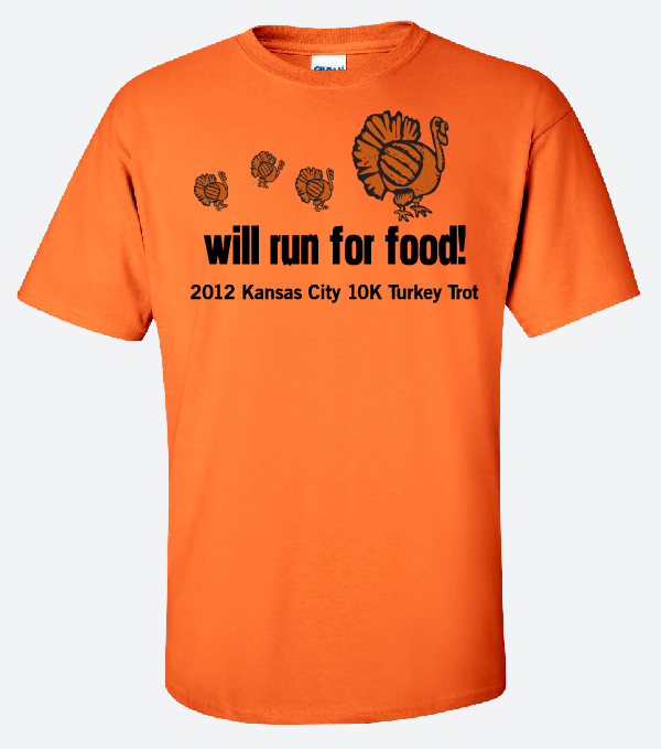 More Ideas For This Year's Turkey Trot