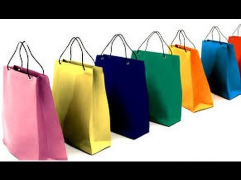 Como hacer bolsas para regalo bolsas papel regalo - Hacer bolsas de papel para regalo ...