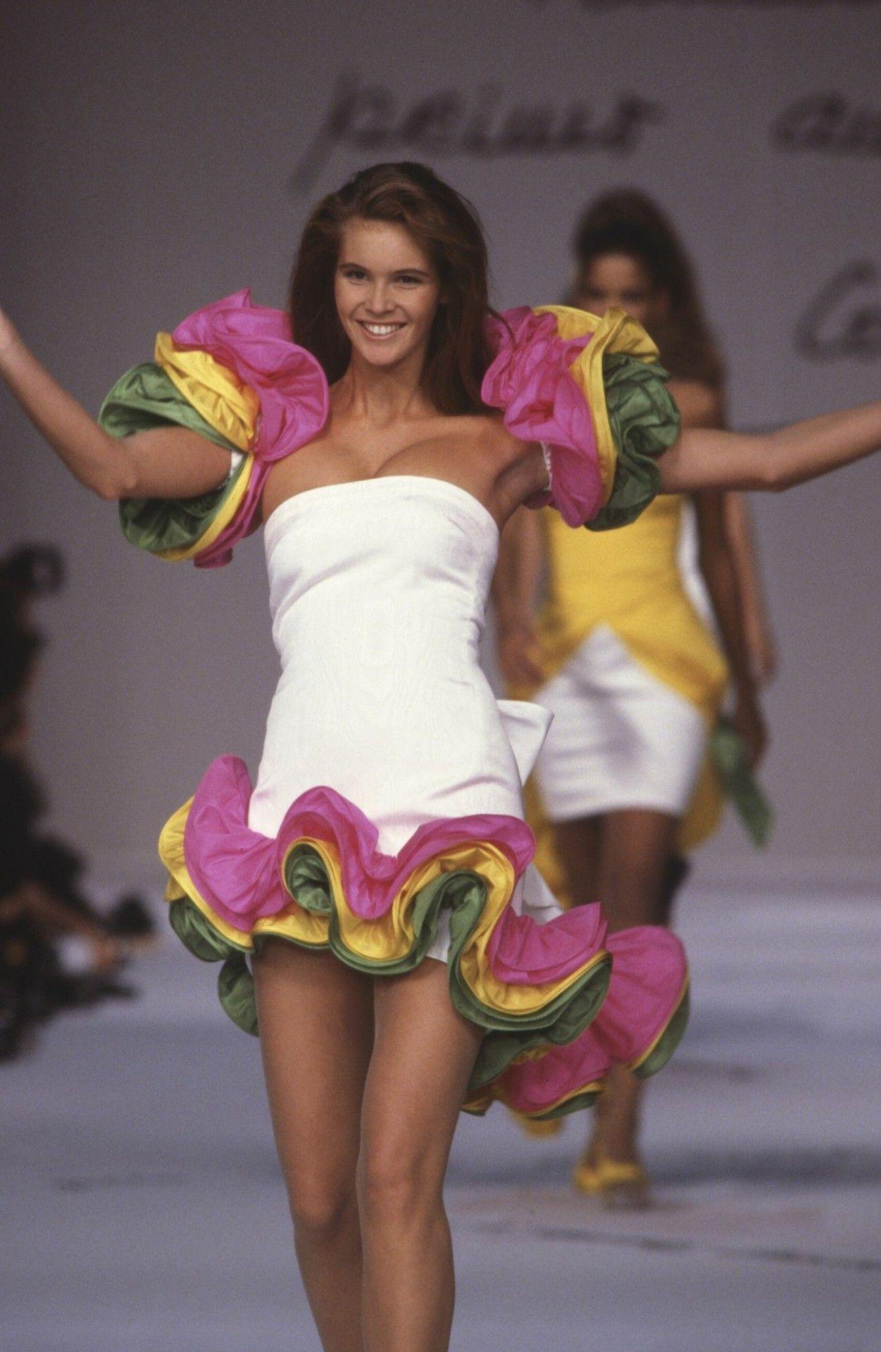 Timeless Fashion Elle Macpherson for Enrico Coveri Spring
