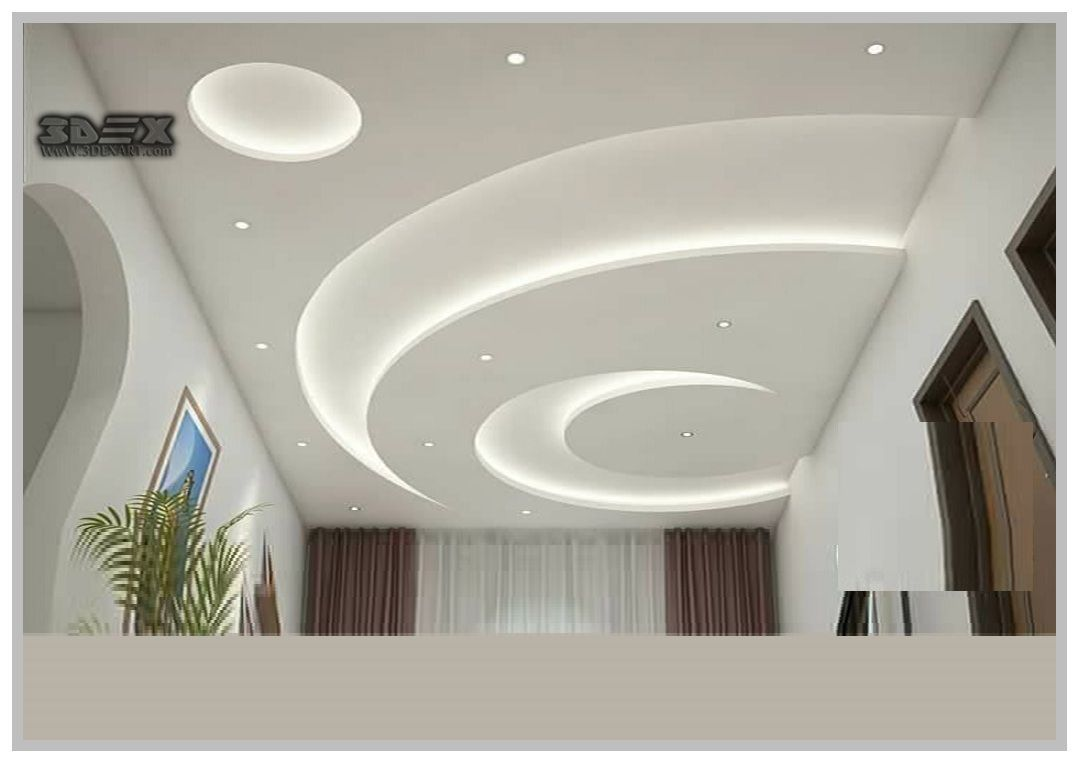 51 Reference Of Ceiling Hall Pop Design In 2020 Simple Cei