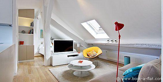 Location appartement Studio Paris rue des Fossés Saint Jacques 5ème