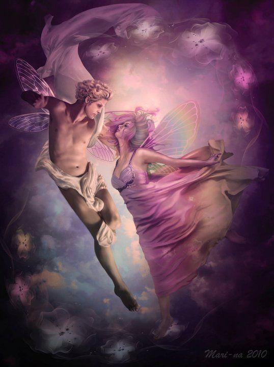 Unconditional Love 12 Fairy, Faerie, Fae