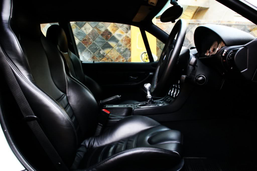 Single Colour Interior No More Scorpions Leather Suits Bmw