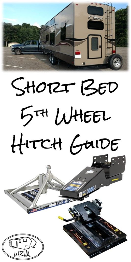 Guide to choosing the best 5th wheel hitch for your short bed truck ... 410ed9107