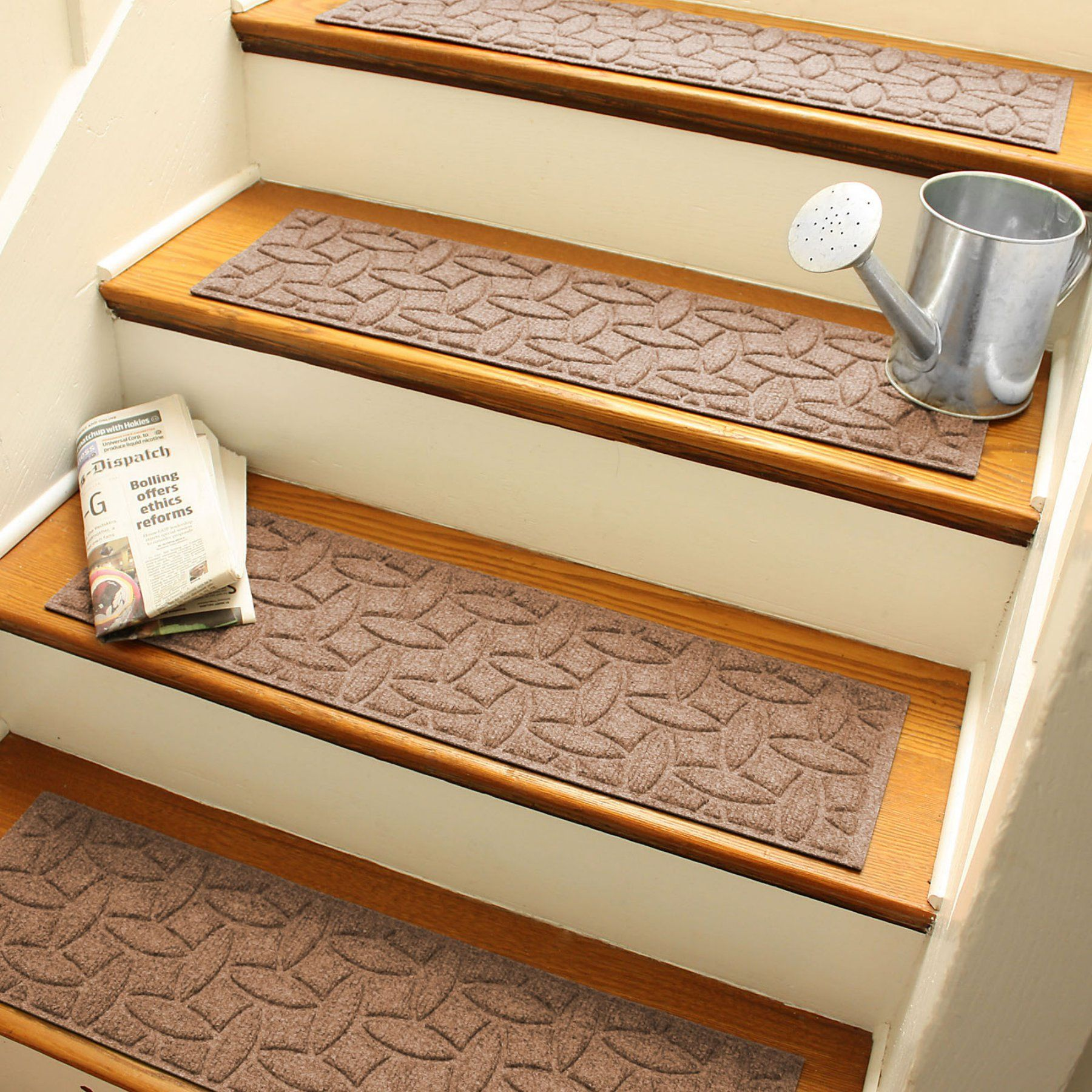 Best Bungalow Flooring Ellipse Stair Treads Set Of 4 400 x 300