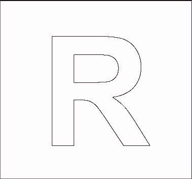 Alphabet Stencils Page  Print Your Free Alphabet Stencils At
