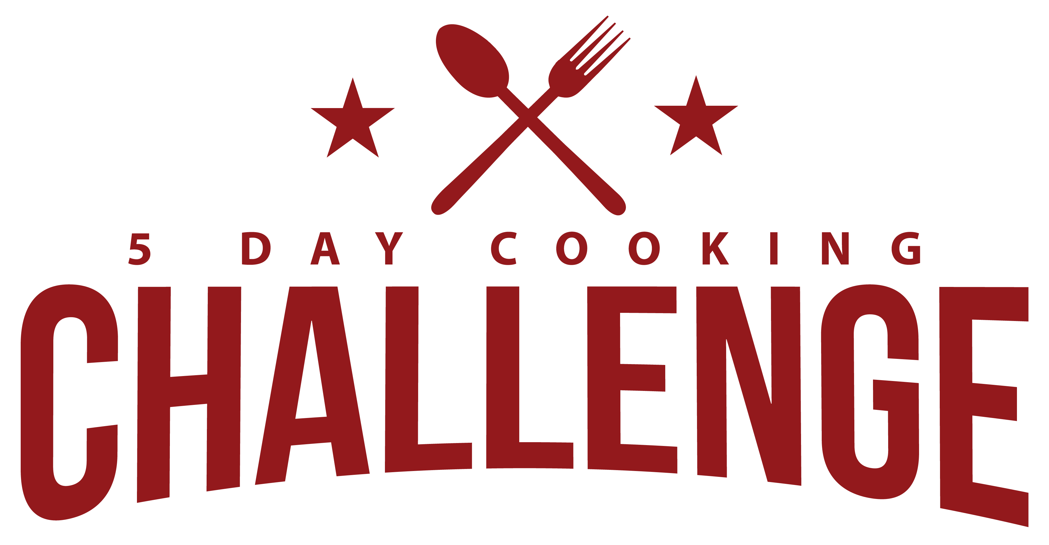 5 Day Cooking Challenge - FREE Cooking Class – Learn To Cook
