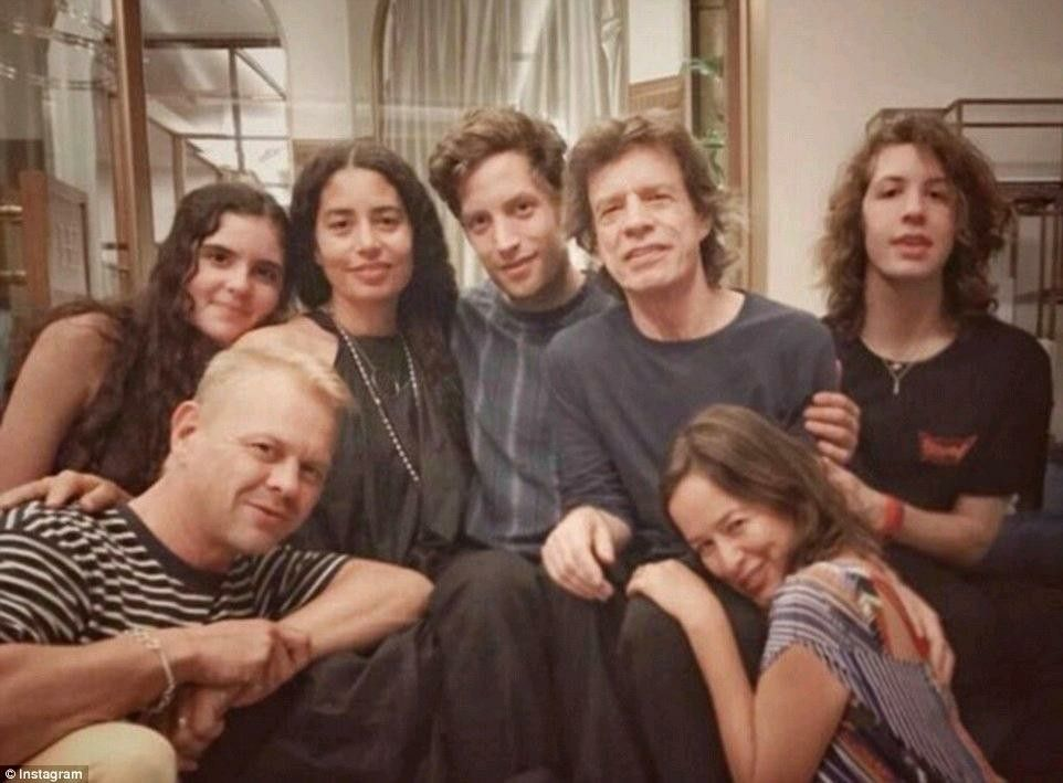 Mick Jaggers Daughter's and Sons, | Famosos, Celebridades, Artistas