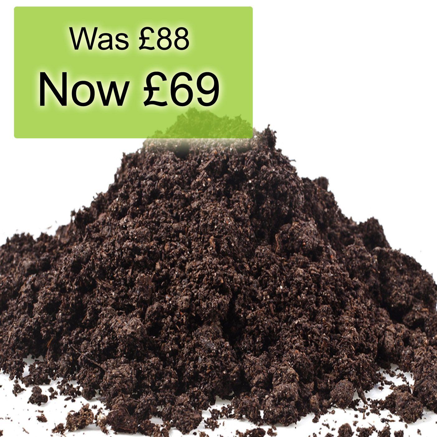 Premier Beds And Borders Topsoil Bedding Soil Soil For Planting