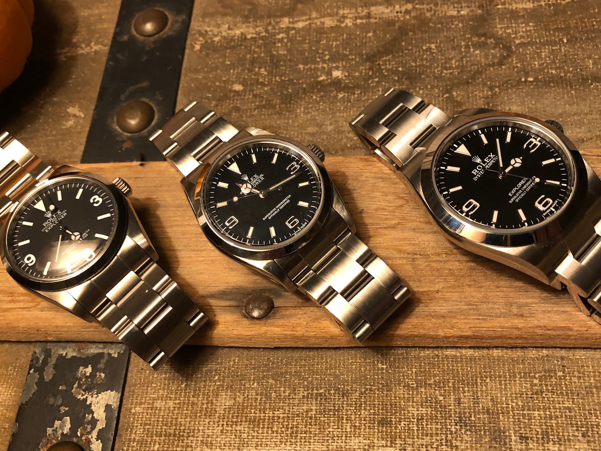 huge discount 7343d f6a03 Rolex 1016, 114270, 214270, Explorer Club   Wristwatches ...