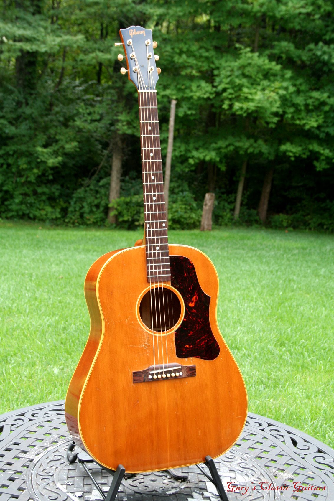 1954 gibson j 50 gary 39 s classic guitars gear page in 2019 gibson acoustic guitar gibson. Black Bedroom Furniture Sets. Home Design Ideas