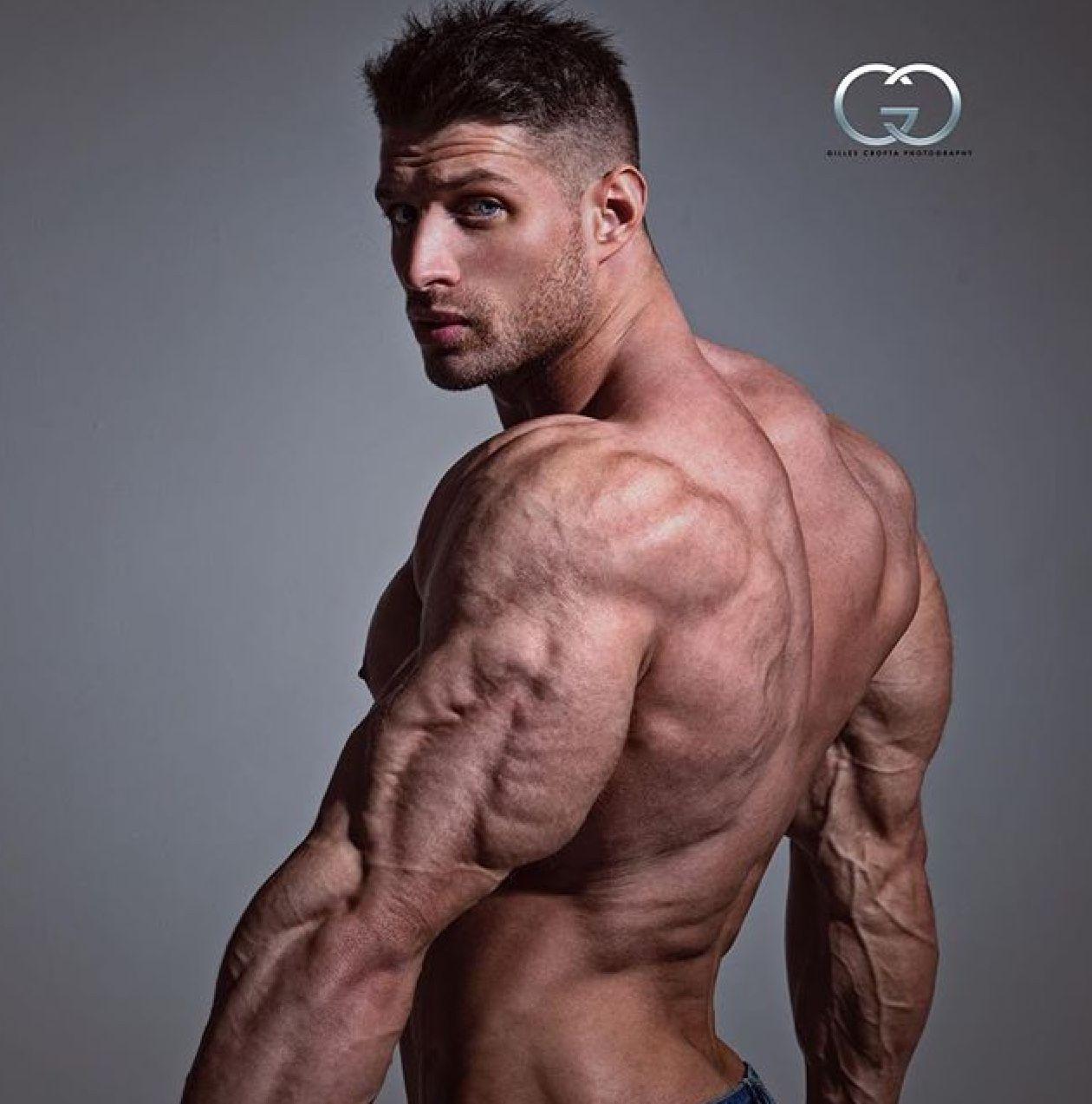 Muscle bodyworship