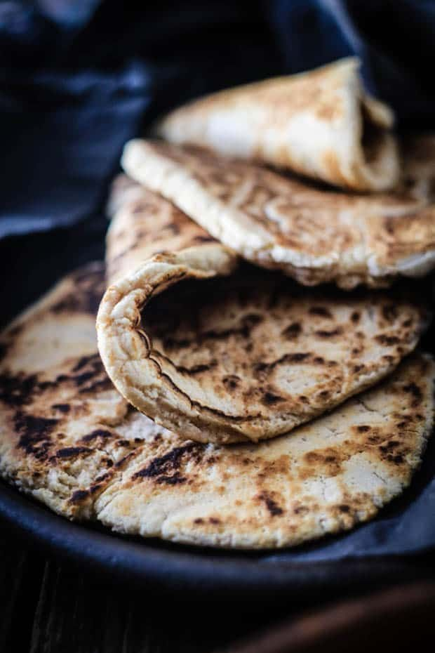 Easy Paleo Naan Bread | Recipe in 2020 | Recipes with ...
