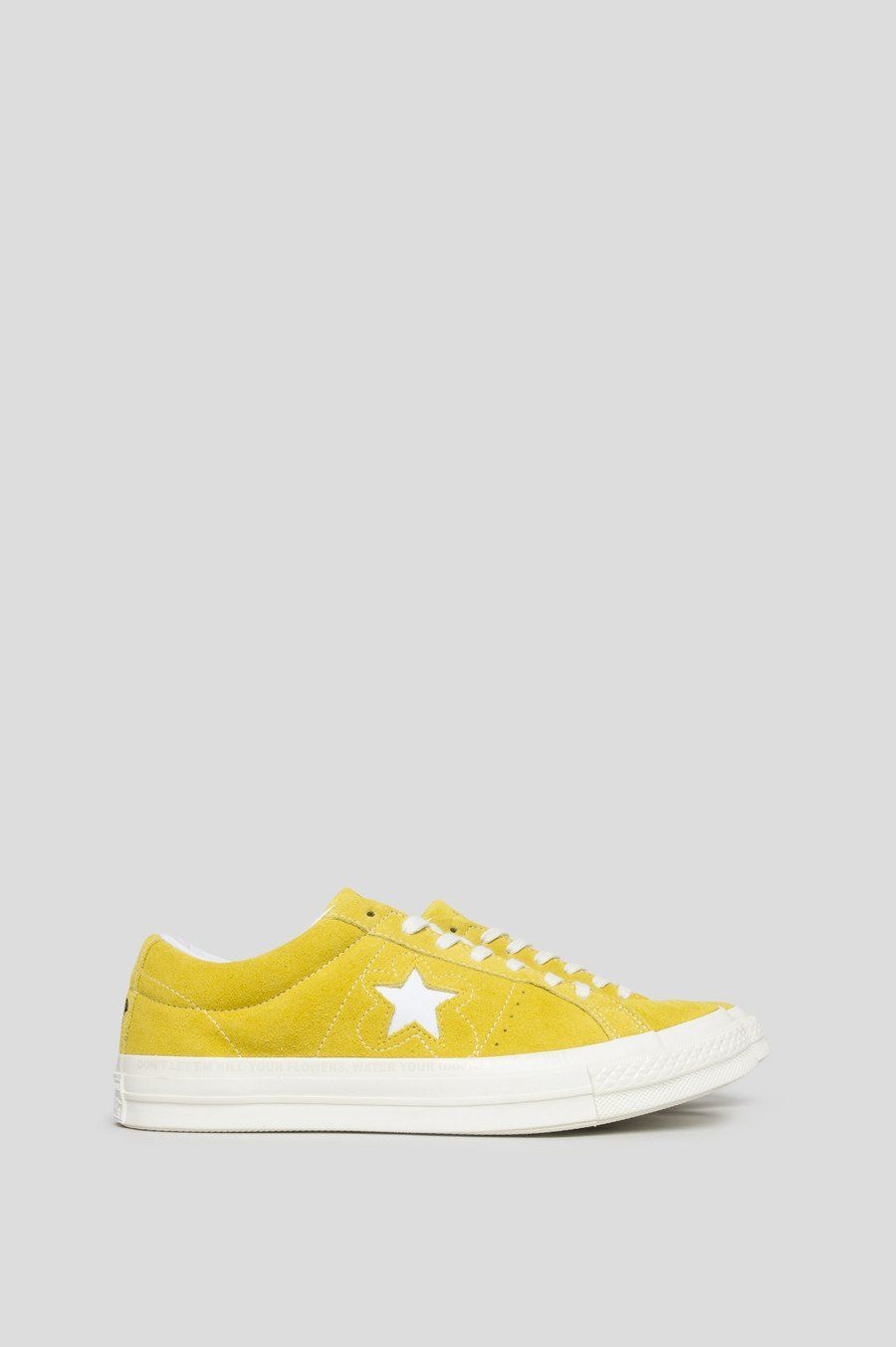 Converse One Star Golf Le Fleur Suede Yellow Products Golf Golf