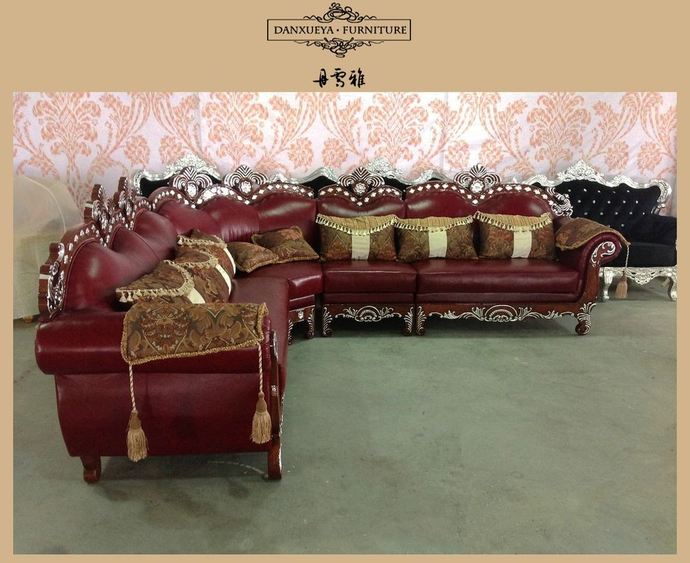 Chinese Furniture Dragon Mart Dubai Arabic Corner Sofa