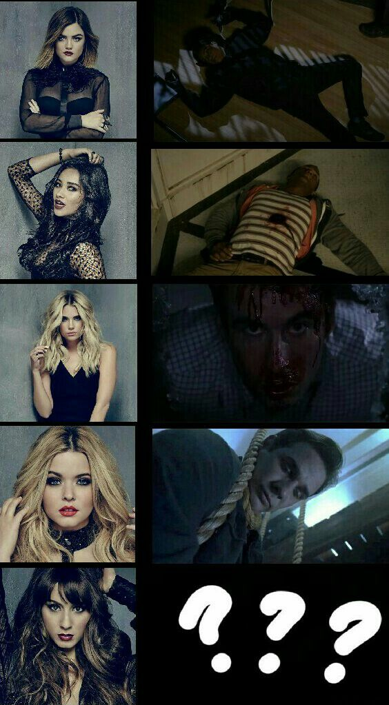 Every Little Liar has killed someone (except Spencer)