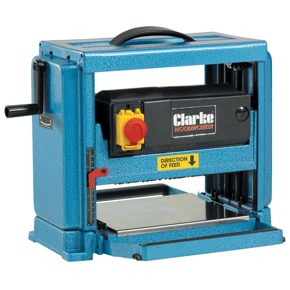 Image of Clarke CPT250 Portable Thicknesser | Daves den