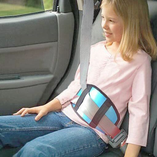 Car Seat Belts Cover Car-styling Child Protect Extender Safety Belt ...