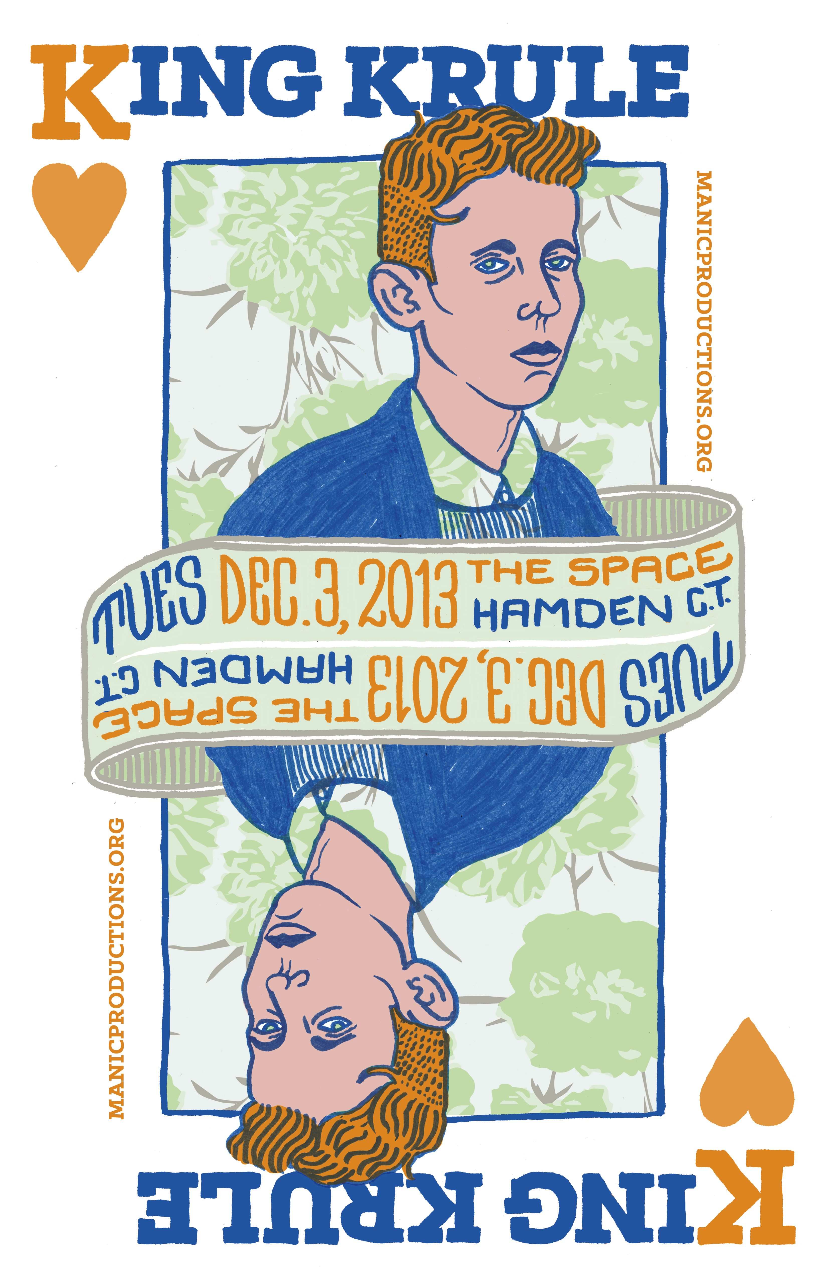 Arte Concert King Krule Pin By Matt Bourque Design On Poster Art King Krule Poster Art