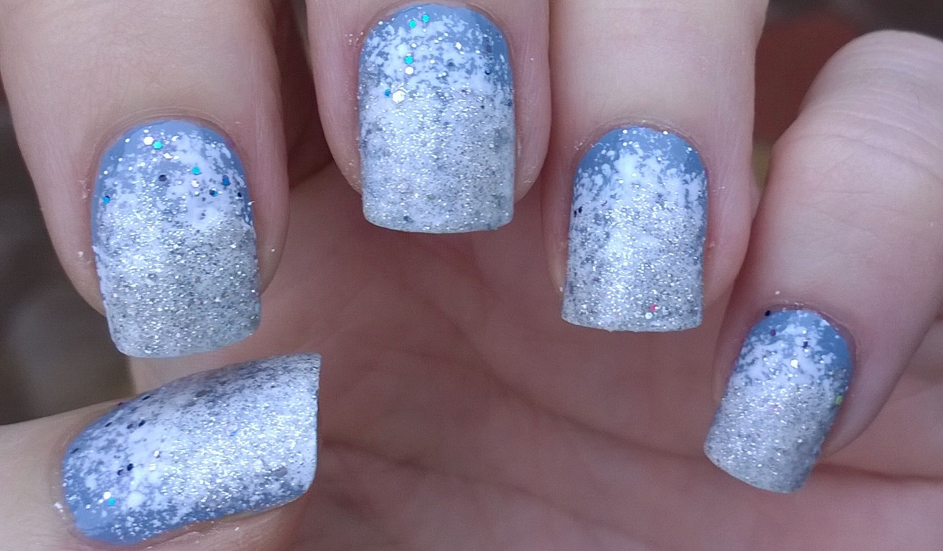 Pin By Ildiko Mohos On Diy Easy Nail Art Designs Pinterest